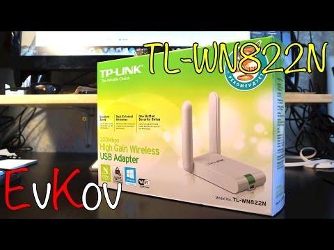 E*Обзор / TP-LINK TL-WN822N