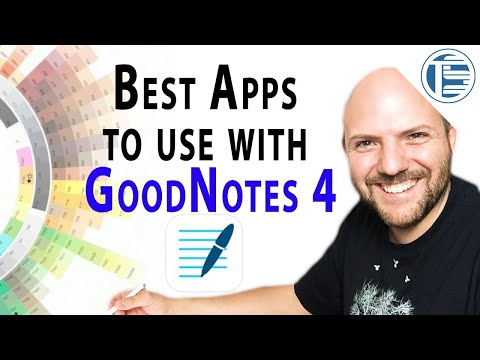 Best apps to use with GoodNotes 4 | Concepts, Calculator, Nebo | iPad Pro 12.9