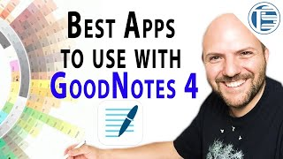 Best apps to use with GoodNotes 4   Concepts, Calculator, Nebo   iPad Pro 12.9