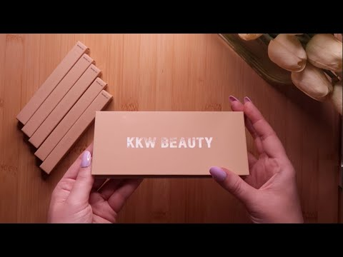 ASMR KKW Beauty Celestial Skies Collection