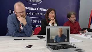 """Трибина """"Чија су наша деца?"""", Кристијан Каш"""