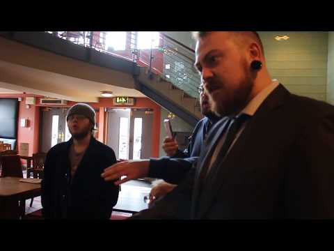 Count Dankula Confronts Strange Man Who Stole From His Sister's Shop