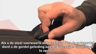 Axkid Kidzofix installatie met nederlandse ondertiteling