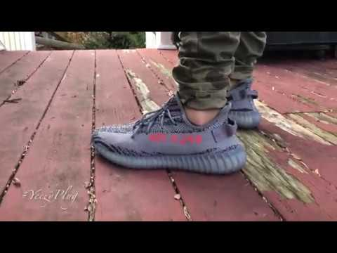 Yeezy 350 V2 Beluga 2.0 - ON FOOT/ CLOSE UP - IN STOCK NOW