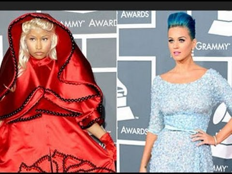 Singers Who Have Never Won GRAMMYS: Katy Perry, Nicki Minaj, Jennifer Lopez