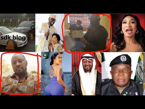 Download ❌PRINCE KPOKPOGRI FINALLY RELEASED 👉 TONTO DIKEH IN TEARS AS SHE VOWS TO DO MORE