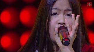 The Voice Kids Thailand - ลูกพีช - แหลก - 1 Mar 2015