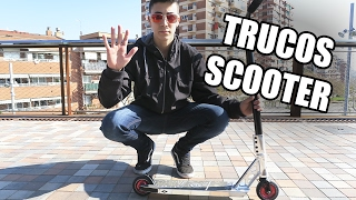 5 Trucos Básicos en SCOOTER (Tutorial)