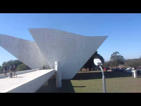 Tourist attraction in brasilia Tancredo Neves Pantheon - Places to go in 2017