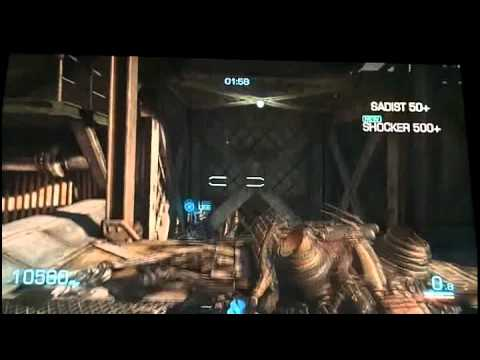 Bulletstorm DLC Echo: Guns of Stygia 22240 22K
