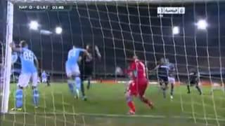 Download Video Klose EPIC MOMENT REFUSE HANDBALL GOAL Napoli 3   0 Lazio 2012 MP3 3GP MP4