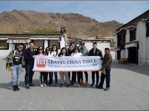 2016 Tibet Travel Video--Mt. Everest & Namtso Lake