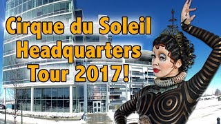 Curious about what Headquarters is like? | Cirque du Soleil Open House at International Headquarters thumbnail