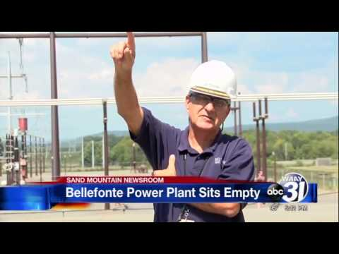 An inside look at the Bellefonte Nuclear Plant as it heads to auction