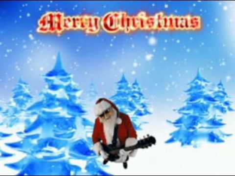Santa's Rockin Christmas - YouTube