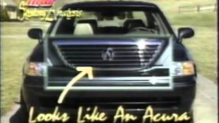 1996 Acura RL - YouTube