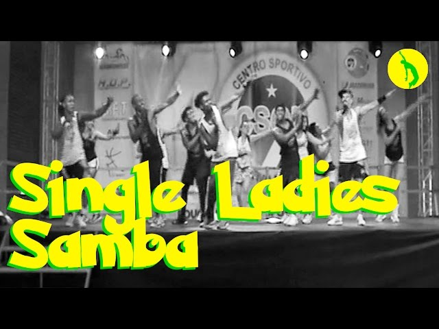 Single Ladies Samba Version + Batucada - Rimini, Italy