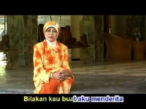 Cukup Sekali Original Clip By Hj  IDA LAILA Cipt  O M  Antara Group DAT