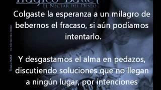 Trágico Ballet - El Beso Del Silencio (letra)