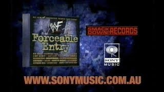 Download TVC - WWF Forceable Entry Music CD Compilation WWE (2002)