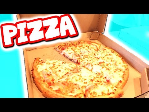 GUESS THE PIZZA CHALLENGE