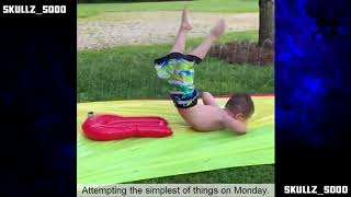 Try not to Laugh 30 MINUTES   No Bad Words   No Swearing   IMPOSSIBLE FOR KIDS CHALLENGE