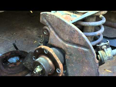how-toreplacing-front-suspension-bushings-ball-joints-fiat-124-spider-part-1