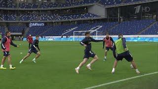 В преддверии ЧЕ по футболу Станислав Черчесов рассказал как сборная России готовится к матчам