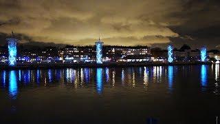 Fête des Lumières 2017 - Lyon - France :