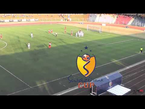 Mbabane Swallows F.C  VS Red Lions F.C  SwaziBank Cup 2016 Semi Finals