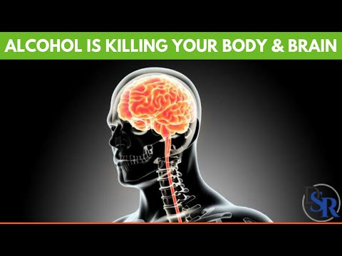 �� Why Alcohol Is Killing Your Body & Brain, And How To Reverse The Damage! by Dr Sam Robbins