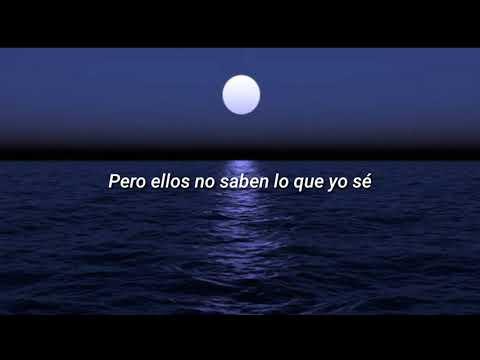Bruno mars -Talking to the moon Letra en español
