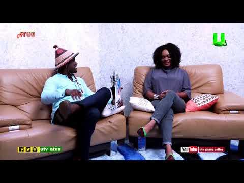#ATUU Abeiku Santana interviews Beverly Afaglo