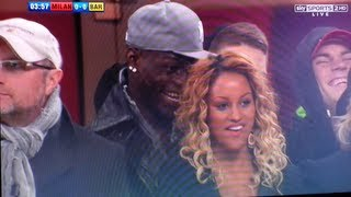 Video Mario Balotelli Gets Caught Laughing At Girlfriend download MP3, 3GP, MP4, WEBM, AVI, FLV Juli 2018