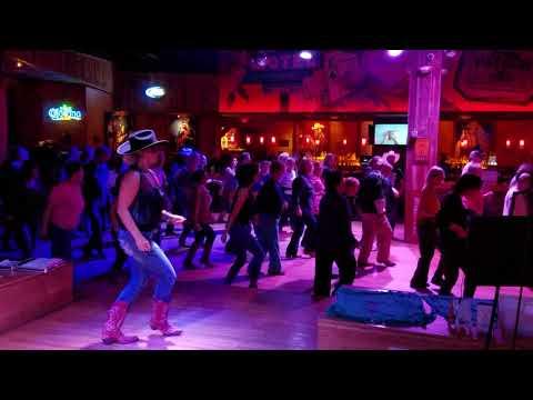 Boot Scootin' Boogie / Electric Slide ~ Kick-N-Style Line Dancing