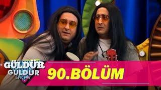 Güldür Güldür Show 90.Bölüm (Tek Parça Full HD)