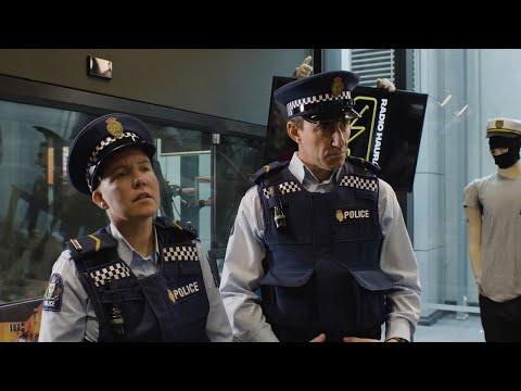The Wellington Paranormal Unit investigate Radio Hauraki