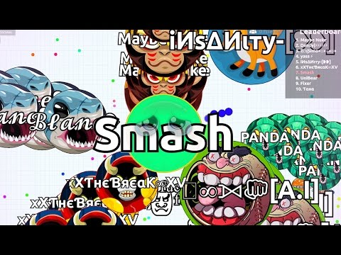 EVERYONE IS AGAINST ME !! SOLO AGARIO GAMEPLAYS   Agar.io
