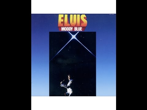 "CD57: ELVIS COLLECTION ALBUM ""MOODY BLUE"" (CD 57 sur 57 / présentation JMD OFF)."