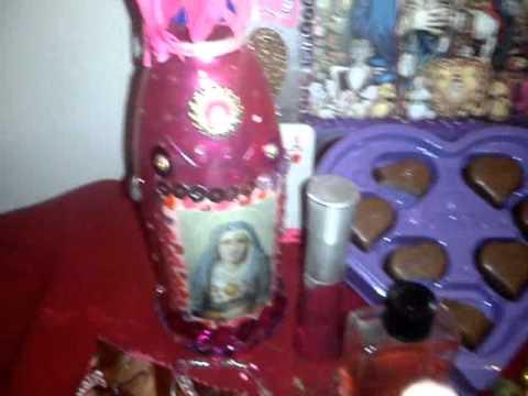 Altar from erzulie freda