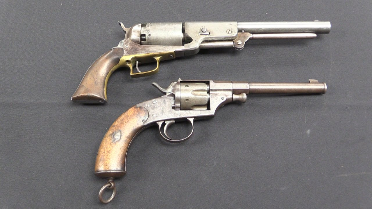 Model 1879 Reichsrevolver Youtube