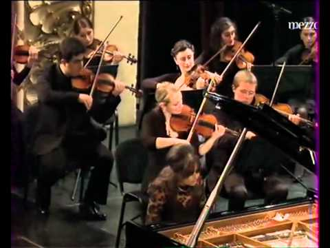 Elisso Bolkvadze Plays With Georgian Sinfonietta