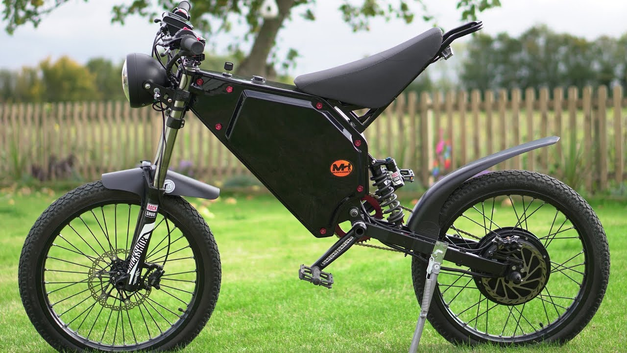Insanely Fast Ebike One Year On