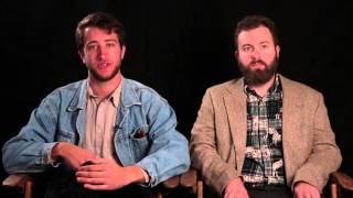 LSFF 2014 - ROVER - Interview with Tony Blahd and Brant Moeller (Full)