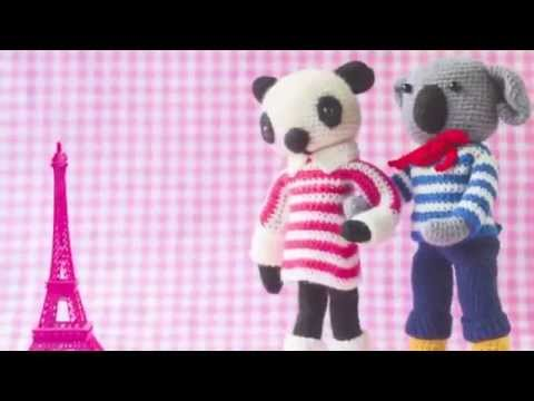 My Crochet Animals By Isabelle Kessedjian Sneak Peek Youtube