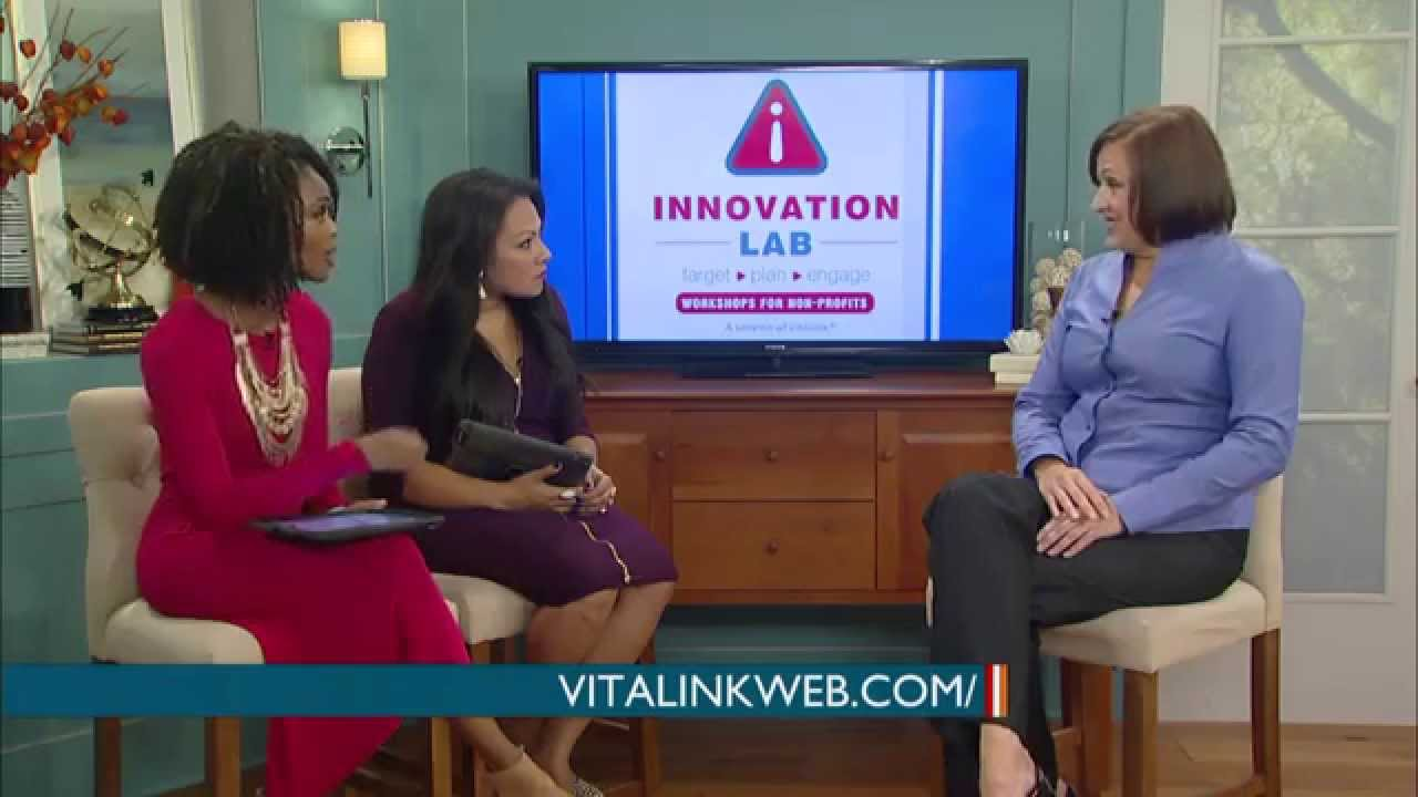 NBC features Innovation Lab free workshop series for non-profits