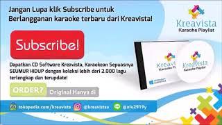 Karaoke -muhasabah cinta (cover by Silvia Bramata)