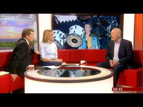 Rick Buckler The Jam BBC Breakfast 2015