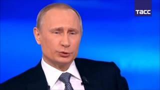 Путин о санкциях. Уж на сковороде