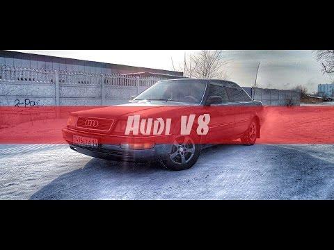 #TESTDRIVE Audi V8 [1990]